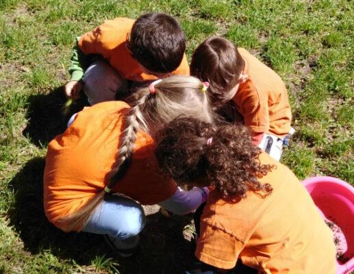 Blu, Arancioni, Verdi (4 anni) – Scuola dell'infanzia San Giuseppe – Cinisello Balsamo – 18 maggio 2021
